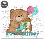 Boo Boo Birthday Bear 1 Puzzle