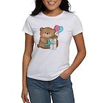 Boo Boo Birthday Bear 1 Women's T-Shirt