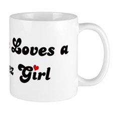 Martinez girl Small Small Mug