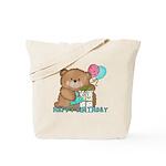 Boo Boo Bear Birthday 1 Tote Bag