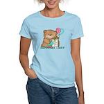 Boo Boo Bear Birthday 1 Women's Light T-Shirt