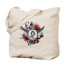 Wings and Ribbon Parkinson's Tote Bag