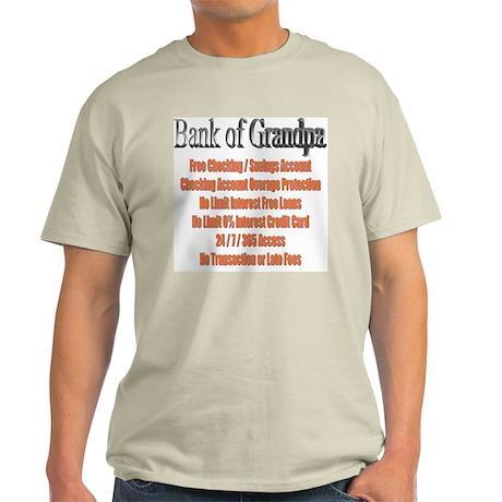 Grandpa Ash Grey T-Shirt