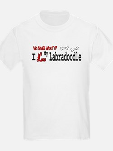 Labradoodle Gifts Kids T-Shirt