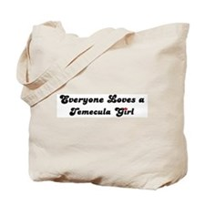 Temecula girl Tote Bag