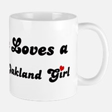 West Oakland girl Mug