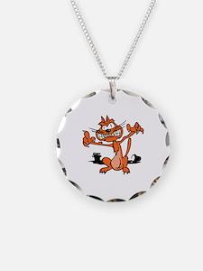 Crazy Cat Necklace
