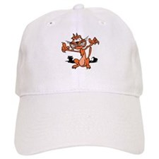Crazy Cat Baseball Cap