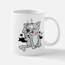 Cat Ladybug Mug