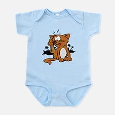 Cat Ladybug Infant Bodysuit