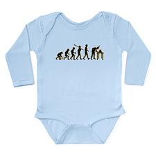 Birthday Long Sleeve Infant Bodysuit