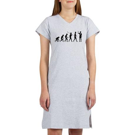Boy Scout Women's Nightshirt