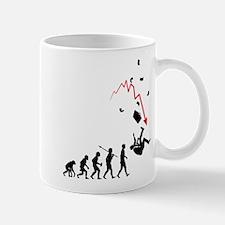 Broke Businessman Mug