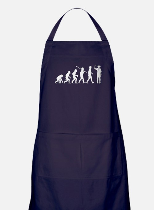 Boy Scout Apron (dark)