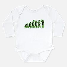 Boy Scout Long Sleeve Infant Bodysuit