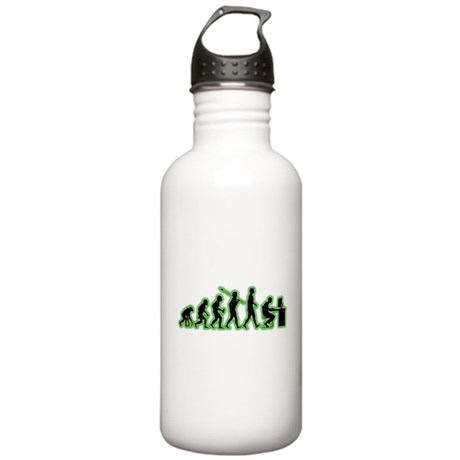Computer Geek Stainless Water Bottle 1.0L