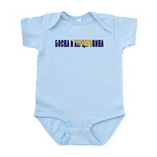 Bosnia (Serbian) Infant Bodysuit