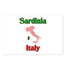 Sardinia Postcards (Package of 8)