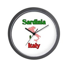 Sardinia Wall Clock