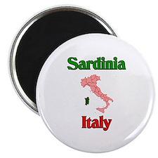 Sardinia Magnet