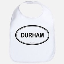 Durham oval Bib