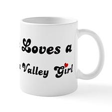 Santa Clarita Valley girl Mug