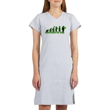 Fast Food Women's Nightshirt