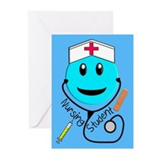 Nursing Student Greeting Cards (Pk of 20)