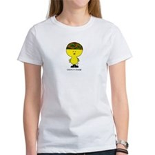 """""""Chicks in Charge"""" Tee"""