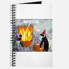 Grilling Herrings Journal
