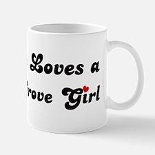Walnut Grove girl Mug