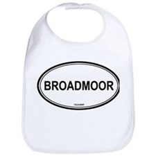 Broadmoor oval Bib