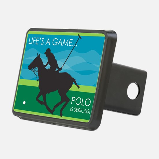 polo pony.png Hitch Cover