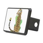 Animal Alphabet Jaguar Rectangular Hitch Cover