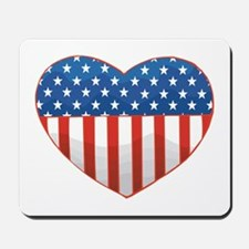 Love America Mousepad