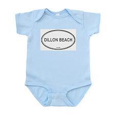 Dillon Beach oval Infant Creeper