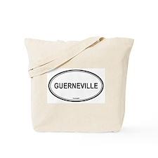 Guerneville oval Tote Bag