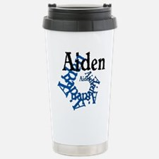 Aiden Stainless Steel Travel Mug