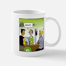 Pardon my planet Mug
