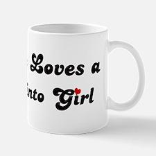 San Jacinto girl Mug