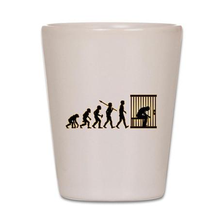 Prisoner Shot Glass