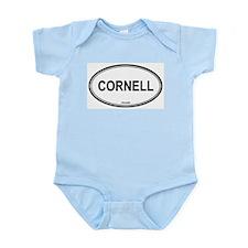 Cornell oval Infant Creeper