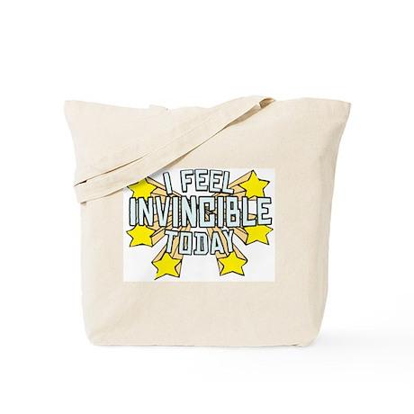 Stars of Invincibility Tote Bag