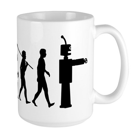 Robot Large Mug