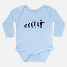 Robot Long Sleeve Infant Bodysuit