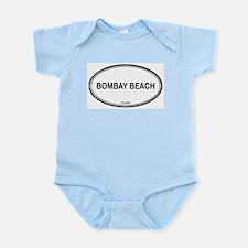 Bombay Beach oval Infant Creeper