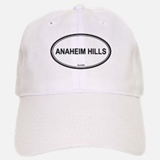 Anaheim Hills oval Baseball Baseball Cap