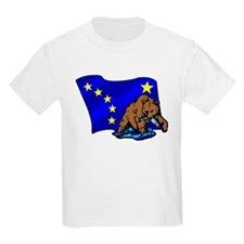 Alaskan Bear Flag T-Shirt
