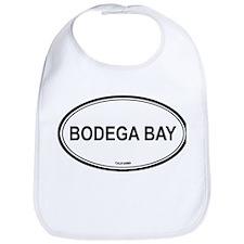 Bodega Bay oval Bib