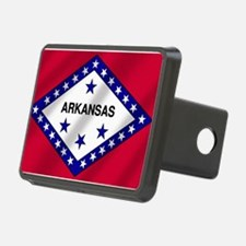 Arkansas State Flag Hitch Cover